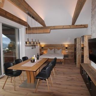 Apartmenthaus Vergissmeinnicht - Luxus-Appartement Bergkristall - Abtenau