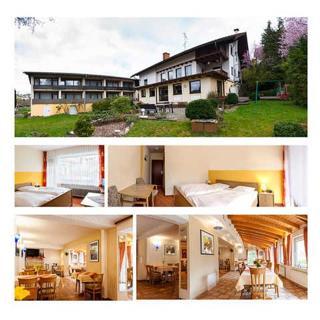 Gästehaus Margarethe - 2-Bett-Zimmer - Wald-Michelbach