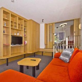Appartementanlage Eldena - ELD04 - strandnahe Ferienwohnung mit Terrasse und Balkon - Lobbe