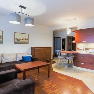 Rezydencja Sienkiewicza II (RSII5, RSII7, RSII35) - Apartment mit zwei Schlafzimmer (RS II 5) - Swinoujscie
