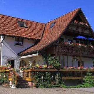 Hirschenhof - Windeck - Breitnau