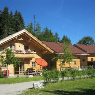 Achenseer Hüttendörfl - Haustyp A1 - Maurach am Achensee