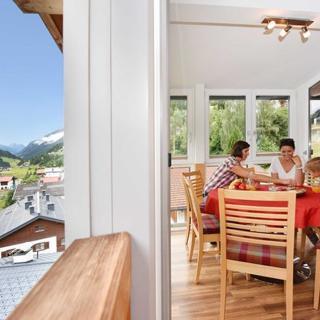 Ferienwohnen Mattle**** - Appartement für 5-7 Personen - Kappl