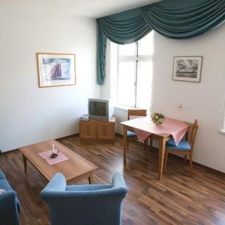 Appartementhaus im Stadtkern von Rostock A 110 - Appartement  Kat. A - Rostock