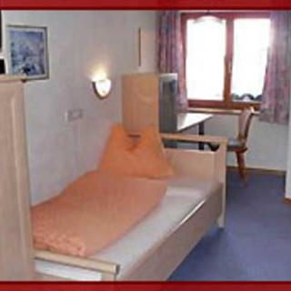 Activ Apart Pension Bergfrieden - Einzelzimmer - Nauders am Reschenpass