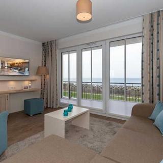 Aparthotel Waterkant Suites 3-60 - bews3-60 Aparthotel Waterkant Suites 3-60 - Börgerende-Rethwisch