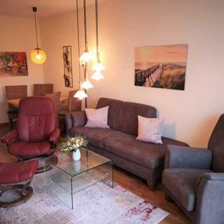 """Appartementhaus """"Sanssouci"""" - (6) 2- Raum- Appartement-Strandstraße - Kühlungsborn"""