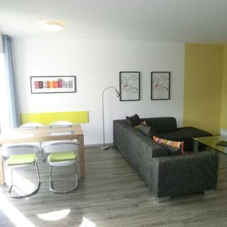 Kleeblatthaus Putbus/Rügen- 3 komfortable Ferienwohnungen - Kleeblatt Wohnung Gelb(2-4 Personen) - Putbus