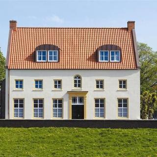 """Amtmannshaus Greetsiel - Komfort-Ferienwohnung, Gartenseite Whg. """"Campen"""",  1.OG - Greetsiel"""
