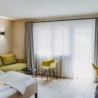 Alpenrose - Hotel - Apartments - Doppelzimmer Zitterklapfen - Au