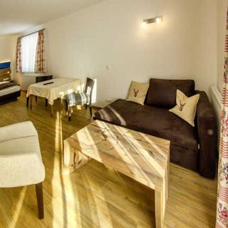 Appartments und Pension Mariandl - Doppelzimmer DELUXE - Nesselwängle
