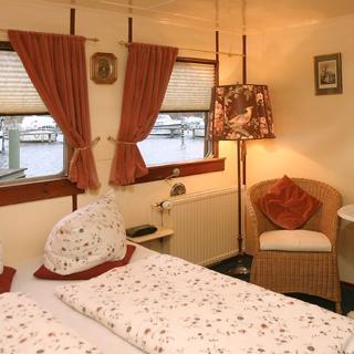 """Potsdam: Schiffspension """"Luise"""" - Kajüte - Potsdam"""