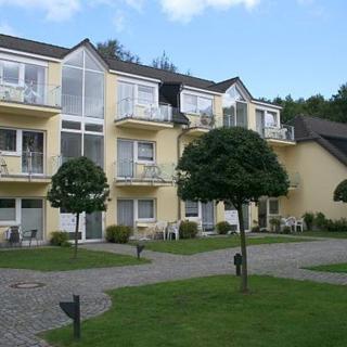 H: Appartementanlage Eldena Whg. 22 - ca. 100m zum Strand - Ferienwohnung Eldena Nr. 22 mit 2 Balkone - Lobbe