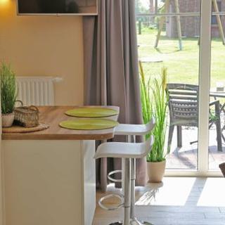 Familien- Ferienhof*** Ostseeland Rerik - FW 7 / 1-Raum-Fewo (34m²; 3 Pers.) Terrasse, Haustier - Rerik