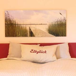Blaues Haus - Apartment Elbglück - Glückstadt
