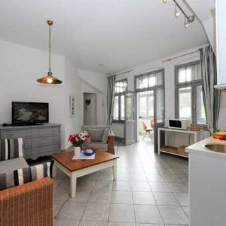 (Brise) Villa Elbflorenz - Villa Elbflorenz 2-Zi App. 3 - Heringsdorf