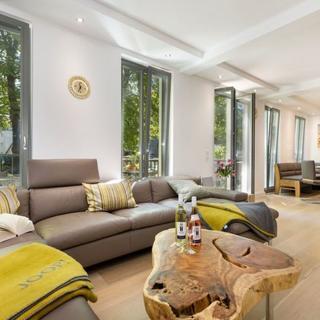 Parkvilla Mathilde (PM) bei  c a l l s e n - appartements - PM20 - Binz