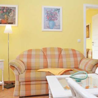 Villa Laetitia -F561 | WG 15 im 2.OG mit zwei Balkonen - Villa Laetitia WG 15 - Binz