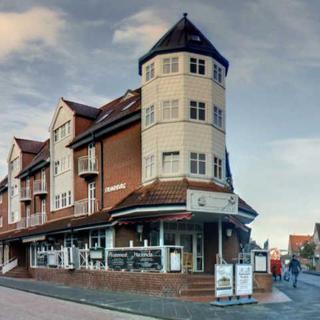 Inselresidenz Strandburg Juist Ferienwohnung 209 Ref. 50968 - Juist