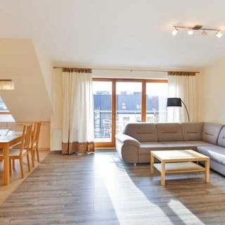 Rezydencja Sienkiewicza II (M1, M17, M21, M24, M31, M34) - Apartment mit einem Schlafzimmer Superior (RS II 17) - Swinoujscie