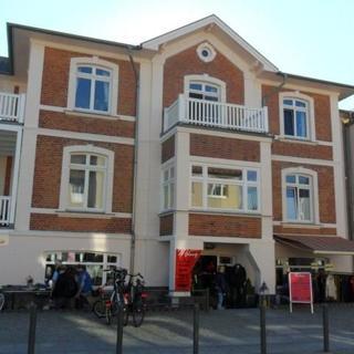 Appartements in Kühlungsborn-West - (72) 2- Raum- Appartement-Hermannstraße 20 - Kühlungsborn