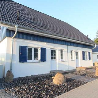 Ferienhaus Poseidon - Ferienhaus Neptun - Altefähr