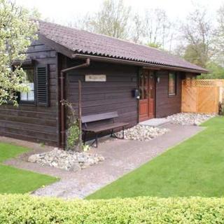 Blockhaus mit Wintergarten - sehr strandnah - Blockhaus mit Wintergarten und grossem Grundstück - Damp