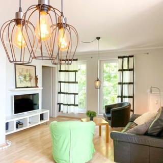 Möwe Villa Seeluft 8 Ferienwohnung - Zingst