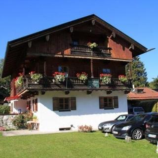Ferienwohnungen Haus Katharina - Ferienwohnung EG - Rottach-Egern