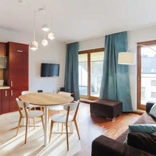 Rezydencja Sienkiewicza II (RSII10, RSII12, RSII22) - Apartment mit zwei Schlafzimmer (RS II 12) - Swinoujscie