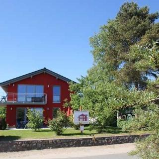 Ferienhaus Boddenblick - BOBOG: 3-Raum Wohnung OG - Putbus