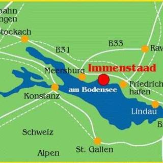 Sommerhof Rauber - Dachgeschoß 3-Zimmer-Apartment ( Ap.1 ) - Immenstaad am Bodensee