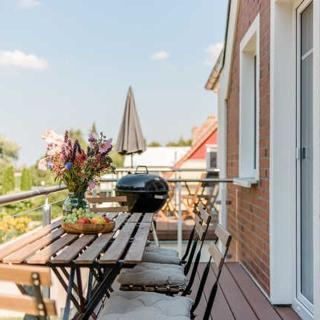 Auszeit - Maisonette-Wohnung mit Meerblick - Rerik