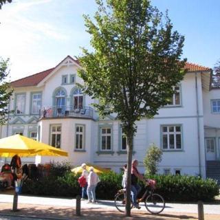 """Appartementhaus """"Sanssouci"""" - (7/1) 2- Raum- Appartement-Strandstraße - Kühlungsborn"""