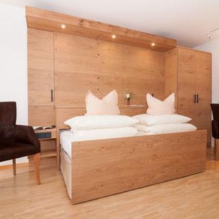 Ferienwohnungen Trinkl - mit Hotelservice - 1-Raum Apart. Klassik, WAXLMOOS - Bad Wiessee