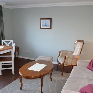Haus Tana-Gat - Ferienwohnung (OG) - Helgoland