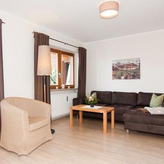 Ferienwohnungen Trinkl/Gion - 3-Raum Fewo für 3 Gäste - Bad Wiessee
