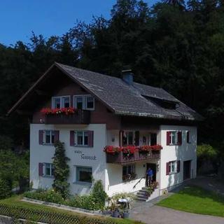 Haus Sonneck - Ferienwohnung - Au