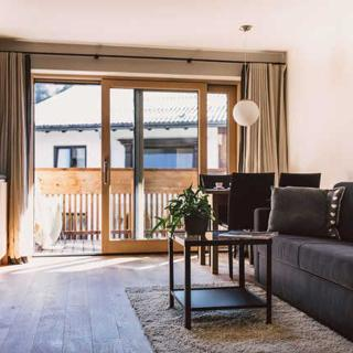 Alpenrose - Hotel - Apartments - Apartment Diedamskopf - Au