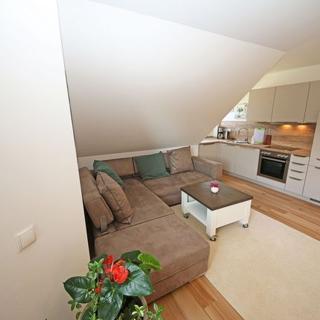 Haus Hannah mit 3 komfortablen Ferienwohnungen - Haus Hannah Whg. 03 mit Balkon - Sellin