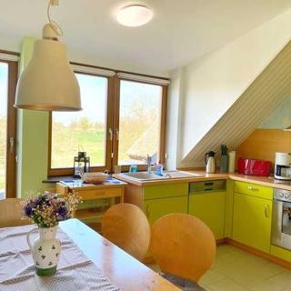 "Vilmnitz - Reethaus - Vilmnitz RZV - 3-Zimmer-Wohnung ""Goor"", 5 Personen - Vilmnitz"