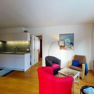 Apartment Belvair 3 - Zuoz