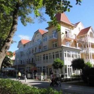 """Appartmenthaus """"Dünenschloss"""" - (27) 2- Raum- Appartement-Ostseeallee - Kühlungsborn"""