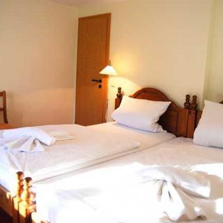 Hotel Heiderose auf Hiddensee - Doppelzimmer 18 - Vitte