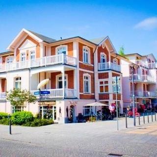 Appartements in Kühlungsborn-West - (94) 2- Raum- Appartement-Hermannstraße 20 - Kühlungsborn