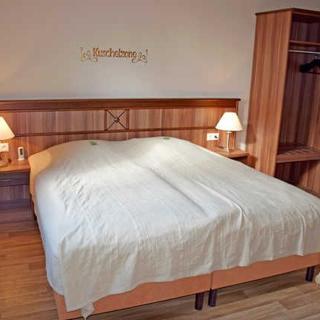 Gutshaus-Appartements mit Kamin, Sauna und Außenpool ***** - Ferienappartements II (H) (***** Sterne) - Garz