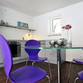 HafenRiff Appartementhaus - Appartement 1 - Sassnitz