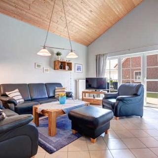 Haus Klipper - Nordseebad Burhave - Klipper (Sauna / Kamin)- ohne Haustier - PG VI - Burhave