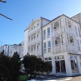 H: Seepark Sellin - Haus Göhren Whg 535 mit Balkon - Haus Göhren Whg 535 mit Balkon - Sellin