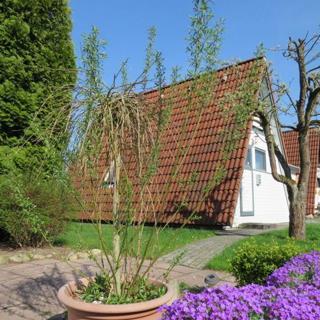 Ferienhaus Wigwam im Feriendorf Altes Land - Ferienhaus Wigwam - für 5 Personen - Haustiere erlaubt - Hollern-Twielenfleth